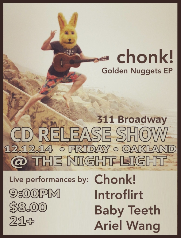 Chonk CD Release