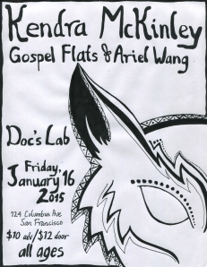 Doc's Lab Jan 16 Flyer