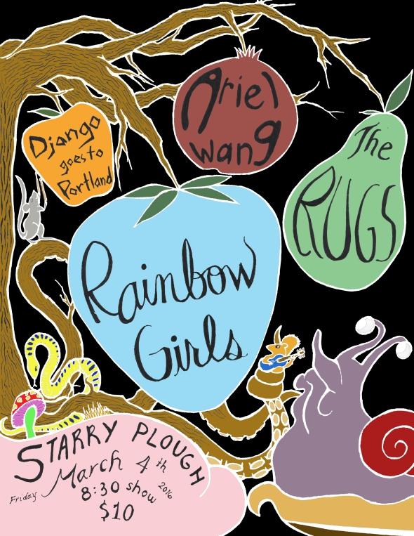 RainbowRugsWangDjangoStarryPlough